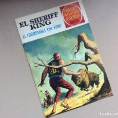 Tebeos: EL SHERIFF KING NÚMERO 26 EL FORMIDABLE CHI-FONG. Lote 246062245