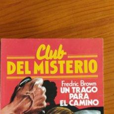 Tebeos: CLUB DEL MISTERIO NÚMERO 21. Lote 246083710