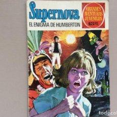 Tebeos: SUPERNOVA EL ENIGMA DE HUMBERTON NÚMERO 50. Lote 246112735