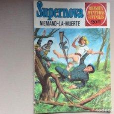 Tebeos: SUPERNOVA NIEMAND-LA-MUERTE. Lote 246117650