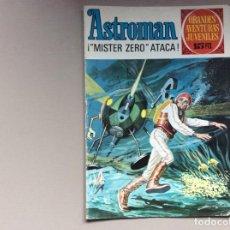 Tebeos: ASTROMAN MISTER ZERO ATACA. Lote 246120405