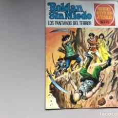 Tebeos: ROLDAN SIN MIEDO LOS PANTANOS DEL TERROR. Lote 246122605