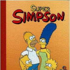 Tebeos: LOS SIMPSON. SUPER SIMPSON Nº 2. TAPA DURA. Lote 246172155