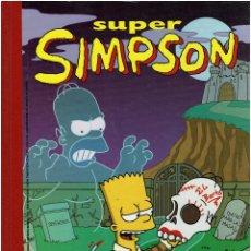 Tebeos: LOS SIMPSON. SUPER SIMPSON Nº 14. TAPA DURA. Lote 246172340