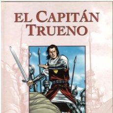Tebeos: COMIC EL CAPITAN TRUENO, TOMO Nº 3 - EDICIONES B; AÑO 2001. Lote 246186340