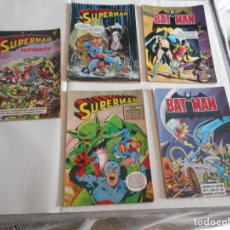Tebeos: COMICS DE BATMAN SUPERMAN DE BRUGUERA. Lote 246232835