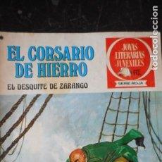Tebeos: EL CORSARIO DE HIERRO Nº 34. Lote 246352420
