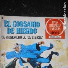 Tebeos: EL CORSARIO DE HIERRO Nº 47. Lote 246352710