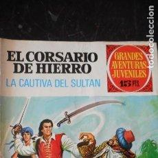 Tebeos: EL CORSARIO DE HIERRO Nº 53. DE 15 PESETAS. Lote 246352925