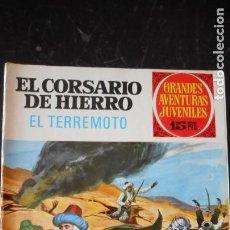 Tebeos: EL CORSARIO DE HIERRO Nº 57. DE 15 PESETAS. Lote 246353085