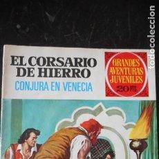 Tebeos: EL CORSARIO DE HIERRO Nº 65. Lote 246353185