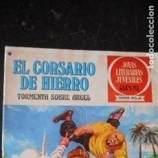 Tebeos: EL CORSARIO DE HIERRO Nº 49. Lote 246353430