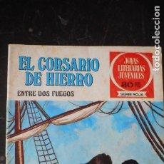 Tebeos: EL CORSARIO DE HIERRO Nº 30. Lote 246353515