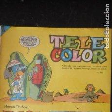 Tebeos: TELE COLOR Nº 31. Lote 246357620