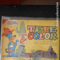 Tebeos: TELE COLOR Nº 127. Lote 246357810