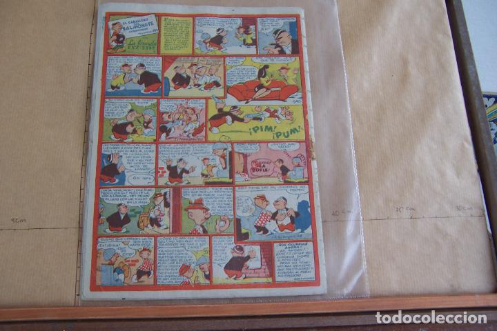 Tebeos: bruguera,-el campeón nº 1-2-3-4-5-7-8-10-11-12-13-14-15-19 y almanaque para 1949 - Foto 15 - 117987743