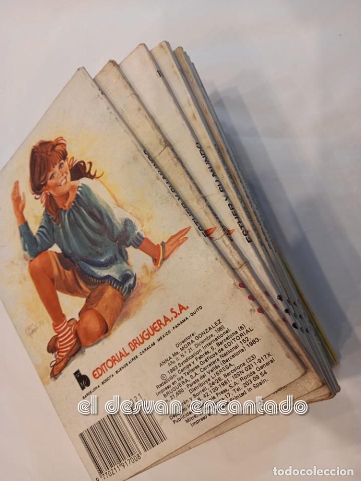 Tebeos: ESTHER. Bruguera. Formato bolsillo. Coleccion de 21 nºs a falta de 2 (nº 3 y nº 7) - Foto 4 - 246503610