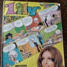 Tebeos: LILY Nº 517 - NO INCLUYE POSTER: + ISA DE FAMOSA, DUNKIN, SYLVIE VARTAN, JAIME MOREY, DARIA HALPRIN. Lote 246509060