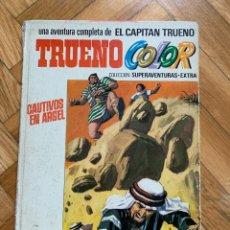Tebeos: TRUENO COLOR SUPERAVENTURAS EXTRA Nº 9: CAUTIVOS EN ARGEL - D2. Lote 246567280