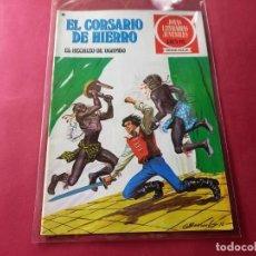 Tebeos: EL CORSARIO DE HIERRO -SERIE ROJA -Nº 36 EXCELENTE ESTADO-VER CALIFICACION DEL MISMO. Lote 246631400