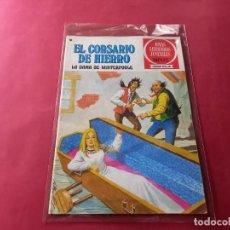 Tebeos: EL CORSARIO DE HIERRO -SERIE ROJA -Nº 43 EXCELENTE ESTADO-VER CALIFICACION DEL MISMO. Lote 246631790