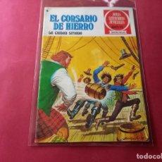 Tebeos: EL CORSARIO DE HIERRO -SERIE ROJA -Nº 44 EXCELENTE ESTADO-VER CALIFICACION DEL MISMO. Lote 246631855