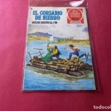 Tebeos: EL CORSARIO DE HIERRO -SERIE ROJA -Nº 45 EXCELENTE ESTADO-VER CALIFICACION DEL MISMO. Lote 246631890