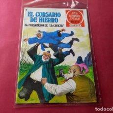 Tebeos: EL CORSARIO DE HIERRO -SERIE ROJA -Nº 47 EXCELENTE ESTADO-VER CALIFICACION DEL MISMO. Lote 246632015
