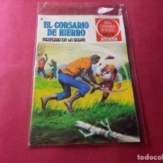 Tebeos: EL CORSARIO DE HIERRO -SERIE ROJA -Nº 48 EXCELENTE ESTADO-VER CALIFICACION DEL MISMO. Lote 246632070