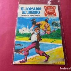 Tebeos: EL CORSARIO DE HIERRO -SERIE ROJA -Nº 49 EXCELENTE ESTADO-VER CALIFICACION DEL MISMO. Lote 246632140