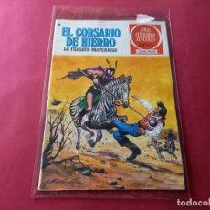 Tebeos: EL CORSARIO DE HIERRO -SERIE ROJA -Nº 52 EXCELENTE ESTADO-VER CALIFICACION DEL MISMO. Lote 246632300