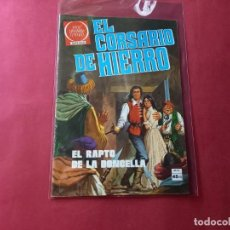 Tebeos: EL CORSARIO DE HIERRO -SERIE ROJA -Nº 53 EXCELENTE ESTADO-VER CALIFICACION DEL MISMO. Lote 246632395