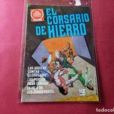 Tebeos: EL CORSARIO DE HIERRO -SERIE ROJA -Nº 56 EXCELENTE ESTADO-VER CALIFICACION DEL MISMO. Lote 246632540