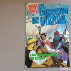 Tebeos: EL CORSARIO DE HIERRO 2 EDICIÓN NÚMERO 3. Lote 246644365