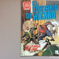 Tebeos: EL CORSARIO DE HIERRO 2 EDICIÓN NÚMERO 4. Lote 246647460