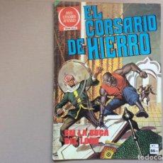 Tebeos: EL CORSARIO DE HIERRO 2 EDICIÓN NÚMERO 4. Lote 246649820