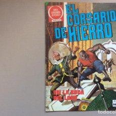 Tebeos: EL CORSARIO DE HIERRO 2 EDICIÓN NÚMERO 4. Lote 246650395