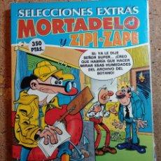 Tebeos: COMIC SELECCIONES EXTRAS MORTADELO Y ZIPI Y ZAPE Nº 2. Lote 247167115
