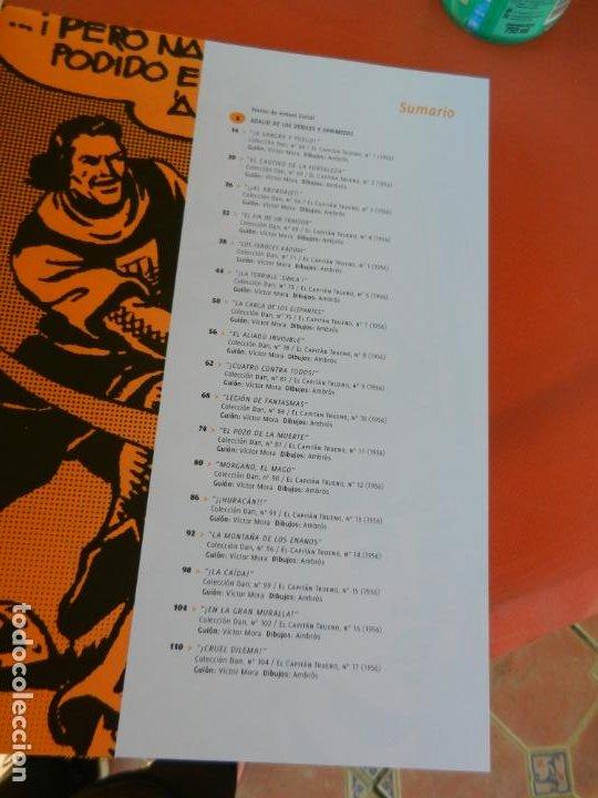 Tebeos: EL CAPITÁN TRUENO - EDICIÓN COLECCIONISTAS - SIGNO EDITORES 2018 - 10 TOMOS - NUEVOS. - Foto 8 - 247294965