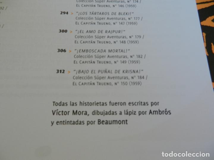 Tebeos: EL CAPITÁN TRUENO - EDICIÓN COLECCIONISTAS - SIGNO EDITORES 2018 - 10 TOMOS - NUEVOS. - Foto 24 - 247294965