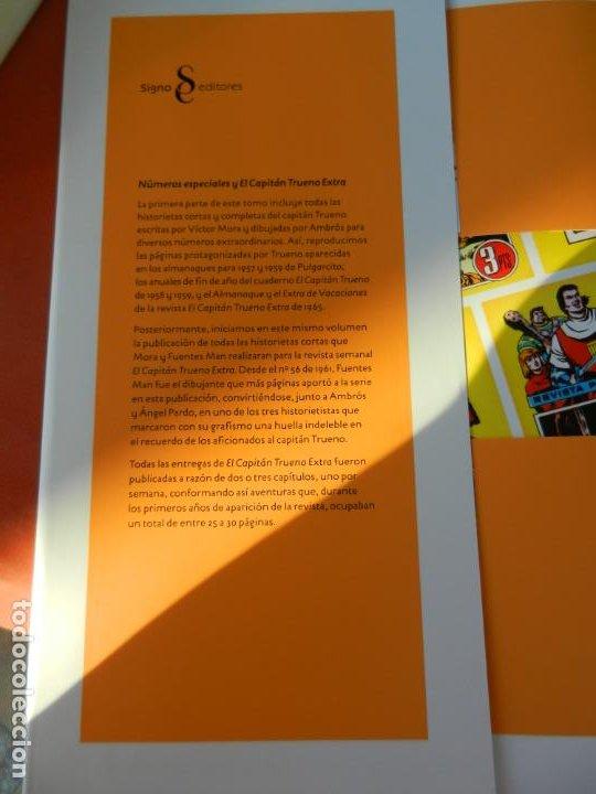 Tebeos: EL CAPITÁN TRUENO - EDICIÓN COLECCIONISTAS - SIGNO EDITORES 2018 - 10 TOMOS - NUEVOS. - Foto 35 - 247294965