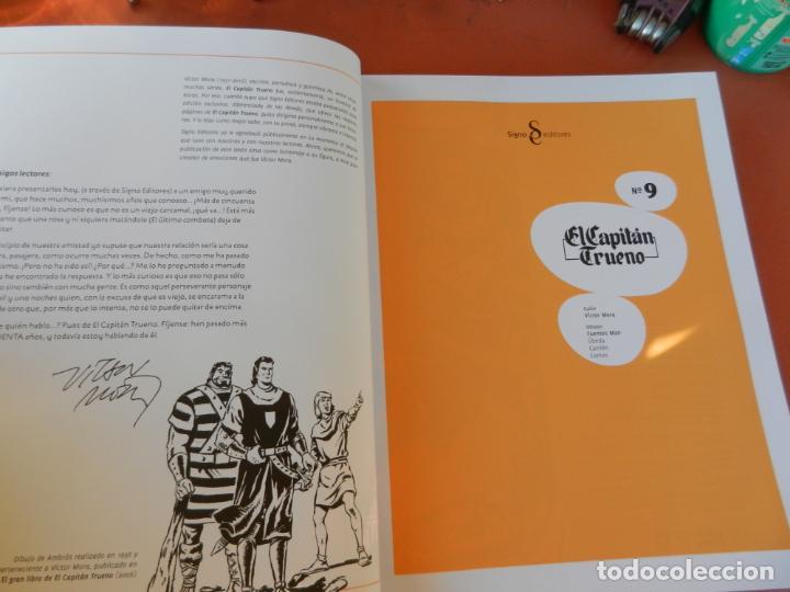 Tebeos: EL CAPITÁN TRUENO - EDICIÓN COLECCIONISTAS - SIGNO EDITORES 2018 - 10 TOMOS - NUEVOS. - Foto 60 - 247294965