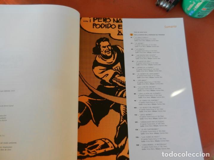 Tebeos: EL CAPITÁN TRUENO - EDICIÓN COLECCIONISTAS - SIGNO EDITORES 2018 - 10 TOMOS - NUEVOS. - Foto 61 - 247294965