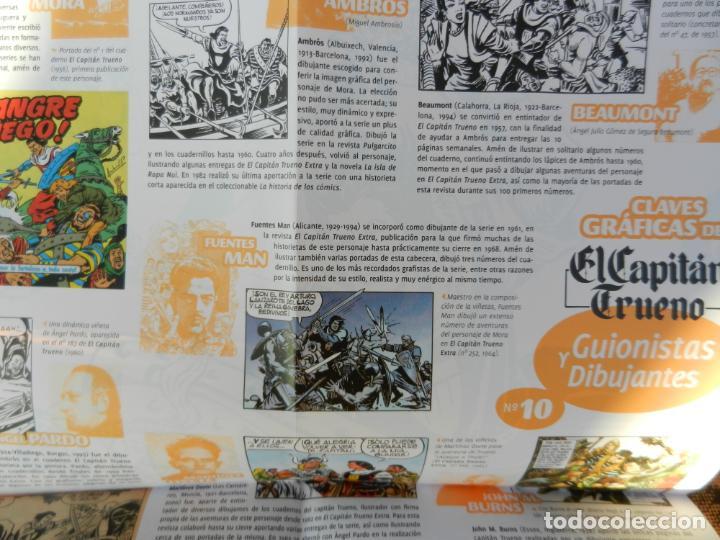 Tebeos: EL CAPITÁN TRUENO - EDICIÓN COLECCIONISTAS - SIGNO EDITORES 2018 - 10 TOMOS - NUEVOS. - Foto 66 - 247294965