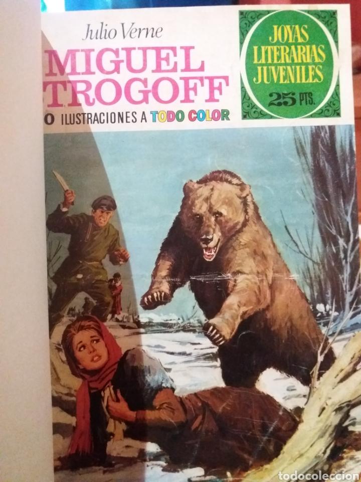 TOMÓ ENCUADERNADO DE JOYAS LITERARIAS JUVENILES 21 NÚMEROS (Tebeos y Comics - Bruguera - Joyas Literarias)