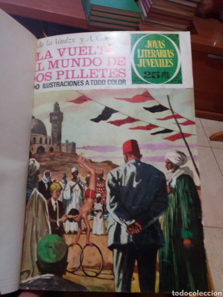 TOMO ENCUADERNADO JOYAS LITERARIAS JUVENILES 20 NÚMEROS (Tebeos y Comics - Bruguera - Joyas Literarias)