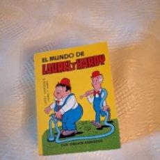Tebeos: MINI INFANCIA 1ª EDICIÓN - BRUGUERA 1970 -EL MUNDO DE LAUREL Y HARDY Nº 78 PERFECTO. Lote 247854880