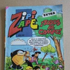 Tebeos: ZIPI Y ZAPE EXTRA - ¡TODOS AL CAMPO! - EDITORIAL BRUGUERA. Lote 248284115