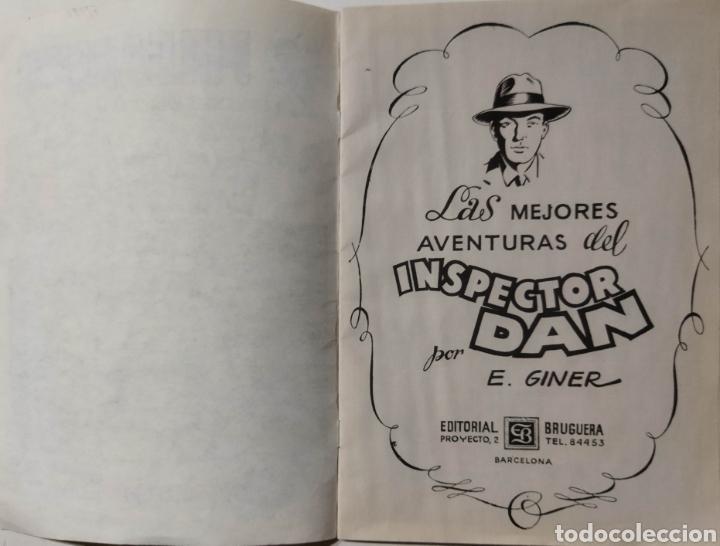Tebeos: Antiguo Pulgarcito Selección aventuras INSPECTOR DAN - Foto 2 - 248292040
