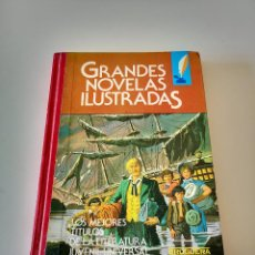 Giornalini: GRANDES NOVELAS ILUSTRADAS TOMO 5 BUEN ESTADO BRUGUERA. Lote 261537385